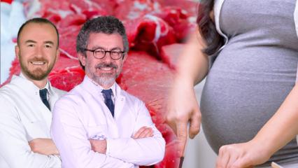 Hamilelikte et tüketimi nasıl olmalı? Ciğer ve sakatat...