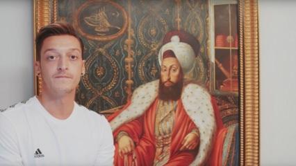 Mesut Özil ve Amine Gülşe Osmanlı tarihi hakkında ders alacaklar