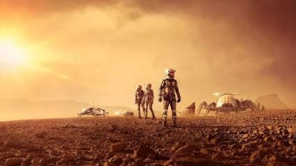 NASA'nın Mars'a ismini gönder kampanyasında Türkiye ilk sıraya yerleşti!
