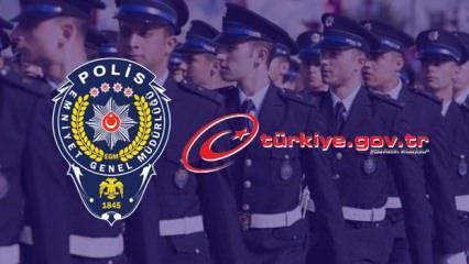 2019 PMYO polislik başvurusu nasıl yapılır? Başvuru tarihi ve genel şartları