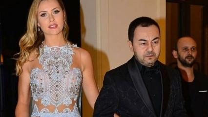 Serdar Ortaç'ın eşi Chloe loughnan tutuştu! Türkiye'de oturma izni...