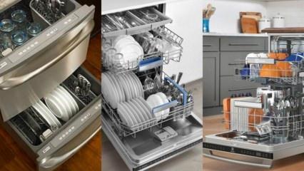 En iyi bulaşık makinesi hangisi? 2019'un en iyi bulaşık makinesi modelleri