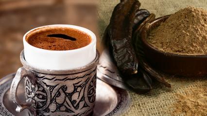 Keçiboynuzu çekirdeğinin faydaları nelerdir? Keçiboynuzundan yapılan kahve ne işe yarar?