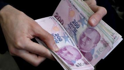 Prim eksiği olan SGK'dan toplu para