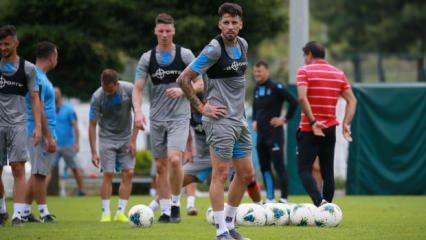 Trabzonspor'un Sparta Prag kadrosu açıklandı