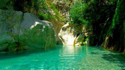 Göynük Kanyonu'na nasıl gidilir? Antalya'da gezilecek yerler