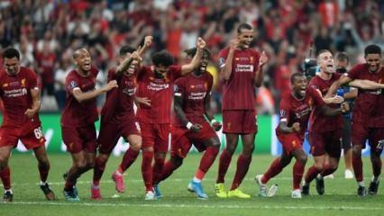 Liverpool, İstanbul'da yine penaltılarla kazandı
