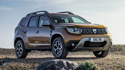 2019 Dacia Duster fiyatı ve tüm donanım özellikleri: İşte yeni Duster!