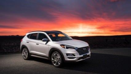 2020 Hyundai Tucson görüntülendi