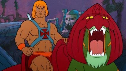 """80'lerin efsanesi """"He-Man"""" geri dönüyor"""