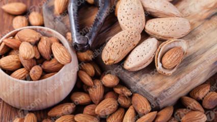 Bademin faydaları neler? Bademde hangi vitaminler vardır?