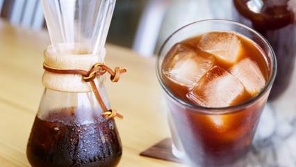 Cold brew nedir? Soğuk kahve yapmanın püf noktaları
