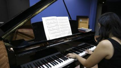 Güney Koreli piyanist Hyun Sook Tekin kariyerini Türkiye'de çiziyor!