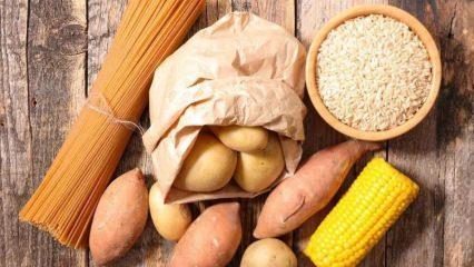 Karbonhidrat nedir? Karbonhidrat bakımından zengin olan besinler nelerdir?