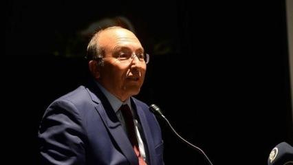 Vefat eden Ahmet Haluk Dursun'un anlamlı Eyüp Sultan Türbesi anısı!