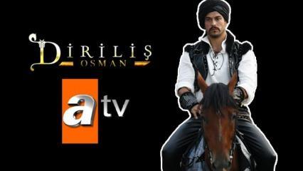 Diriliş Ertuğrul'un devam dizisi Diriliş Osman ATV'de ne zaman başlayacak?