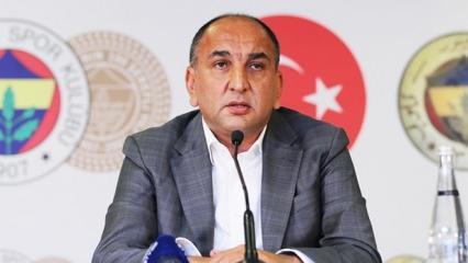 Fenerbahçe'de flaş İstifa!