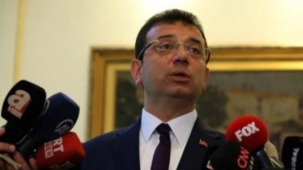 Ekrem İmamoğlu'ndan 16 milyon liralık araç israfı
