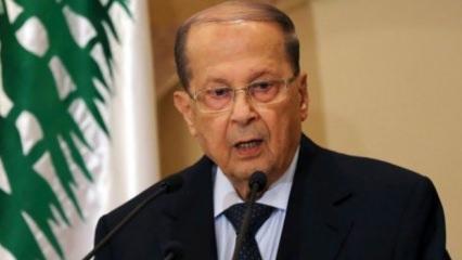 Lübnan Cumhurbaşkanı'ndan Osmanlı'ya çirkin hakaret!