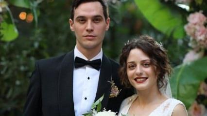 Oyuncu Seren Şirince evlendi!