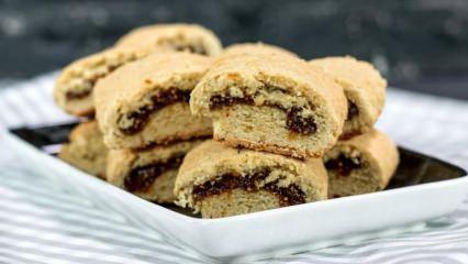 En kolay incirli kurabiye nasıl yapılır? İncirli kurabiyenin püf noktaları
