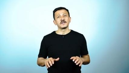 AK Partili Hamza Dağ'dan 'Susamam' klibine tepki!