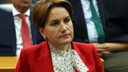 Akşener günler sonra konuştu! HDP ve PKK diyemedi