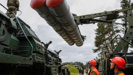 MSB: S-400 füze eğitimi başladı