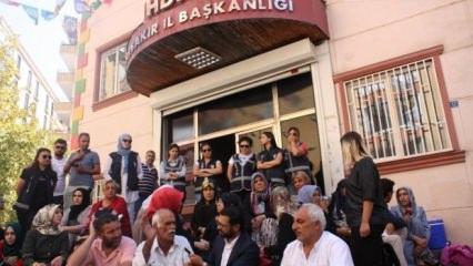 Diyarbakır HDP il ve ilçe yöneticilerine soruşturma