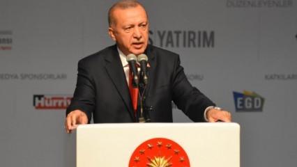 Dünya basını Erdoğan'ın sözleriyle çalkalanıyor