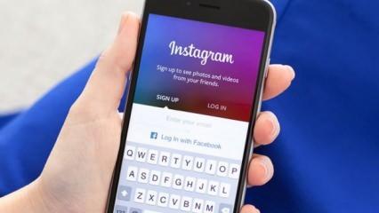 Instagram şifremi nasıl değiştiririm? Instagram şifremi unuttum!