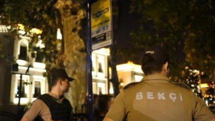 İstanbul'da 'değnekçi' operasyonları devam ediyor