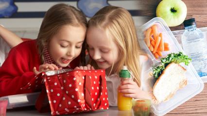 Karatay'dan Japon modeli beslenme! Okul beslenme çantası nasıl hazırlanır?