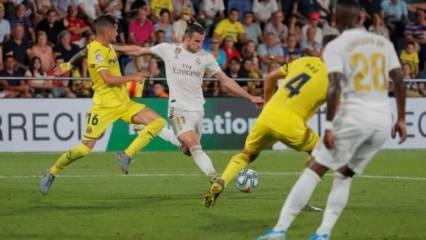 Real Madrid yine puan kaybetti!