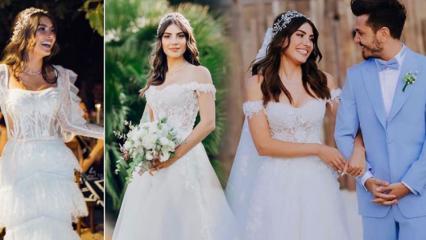 Ünlü oyuncu Deniz Baysal'ın evlendikten sonraki ilk adımı bakın ne oldu?