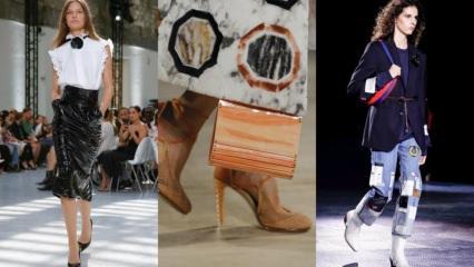2019-20 sonbahar-kış sezonunun kalbi New York Moda Haftası'nda atıyor