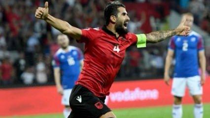 Arnavutluk, İzlanda'yı yıktı, Türkiye sevindi!