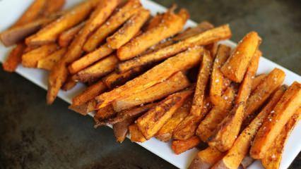 Arta kalan patates kızartması nasıl değerlendirilir?