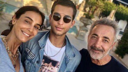 Arzum Onan oğlu Can ile eşi Mehmed Aslantuğ'un fotoğrafını paylaştı