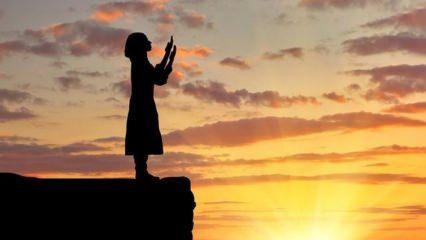 Peygamberimizin sıkıntı duaları! Ruhu rahatlatan ve sıkıntıdan kurtulma duası! İnşirah Suresi..
