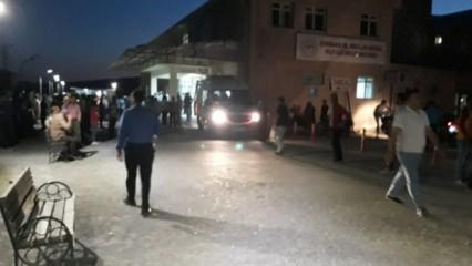PKK'lıların yola döşediği bomba infilak etti: 4 şehit, 13 yaralı!