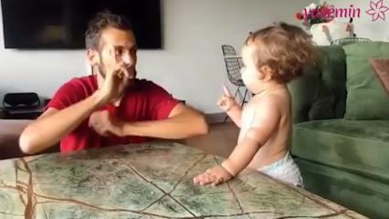 Ümit Erdim'in kızı Ses ile yaptığı telefon şakası!