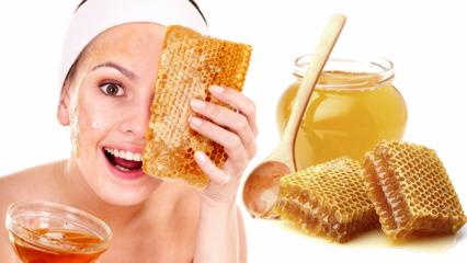 Bal yüze sürülür mü? Balın cilde faydaları nelerdir? Bal özlü maske tarifleri