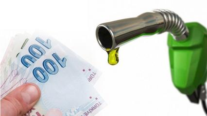 Benzin ve dizele gelen son zam: Akaryakıt fiyat listesi yayımlandı!
