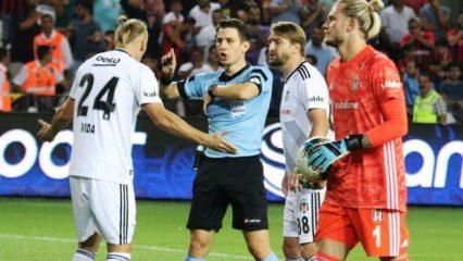 Beşiktaş'tan Antep maçı için son dakika kararı
