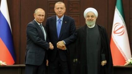 Erdoğan ve Putin duyurdu: Pürüzler giderildi üyeler onaylandı