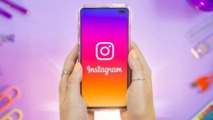 Instagram yeni özelliğiyle geleceği planlıyor