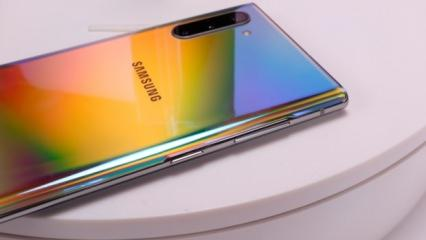 Samsung'dan Note 10 kampanyası başlattı! 7250 TL'ye kadar indirim yapacak!