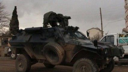 Şanlıurfa'da PKK/PYD'li terörist yakalandı