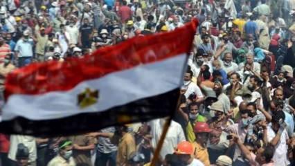 Mısır Sisi'ye karşı ayakta! 1 milyonu aştı